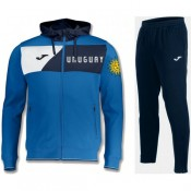 Survetement Football Uruguay 2018/2019 Capuche Homme Bleu Vendre Paris