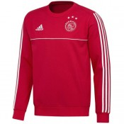 Achat Sweat Foot Ajax 2017/2018 Homme W-Rouge