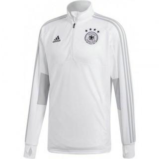 Sweat Foot Allemagne 2018/2019 Coupe du Monde Homme Blanc Achat à Prix Bas