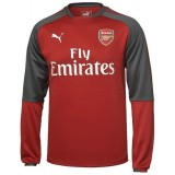 Sweat Foot Arsenal 2017/2018 Homme Rouge-Gris Prix France