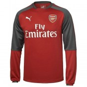 Sweat Foot Arsenal Enfant 2017/2018 Rouge-Gris Promos Code