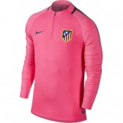 Boutique de Sweat Foot Atletico Madrid 2017/2018 Homme Rose