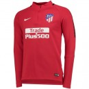 Vente Nouveau Sweat Foot Atletico Madrid 2017/2018 Homme Rouge