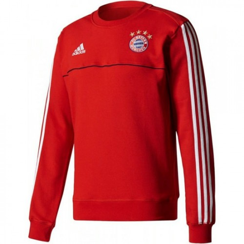 Sweat Foot Bayern 2017/2018 Homme W-Rouge