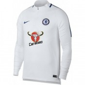 France Sweat Foot Chelsea 2017/2018 Homme Blanc