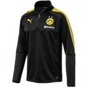 Sweat Foot Dortmund BVB 2017/2018 Homme Noir Paris