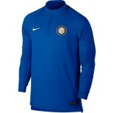 Vente Privee Sweat Foot Inter Milan 2017/2018 Homme Bleu