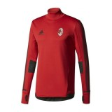 Sweat Foot Milan AC 2017/2018 Homme Rouge Vendre Cannes