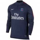 Sweat Foot PSG Paris Saint Germain 2017/2018 Homme Marine Soldes Marseille
