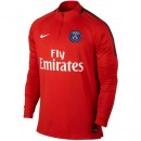 Sweat Foot PSG Paris Saint Germain 2017/2018 Homme Rouge Promo Prix Paris