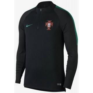 Sweat Foot Portugal 2018/2019 Coupe du Monde Homme Noir Soldes Marseille