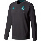 Sweat Foot Real Madrid 2017/2018 Homme W-Noir En Ligne