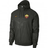 Veste Foot AS Roma 2017/2018 Homme Marron Pas Chere