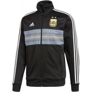 En ligne Veste Foot Argentine 2018/2019 Coupe du Monde Homme Noir