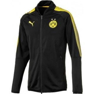 Boutique Veste Foot Dortmund BVB 2017/2018 Homme Noir Paris