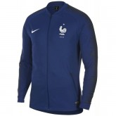 Veste Foot Equipe de France 2018/2019 Coupe du Monde Homme Marine Paris