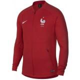 Veste Foot Equipe de France 2018/2019 Coupe du Monde Homme Rouge Site Officiel