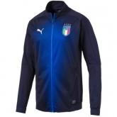Veste Foot Italie 2018/2019 Homme Stadium-Marine Vendre