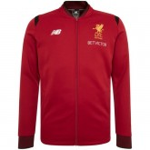 Veste Foot Liverpool 2017/2018 Homme Rouge Remise Nice