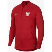 Veste Foot Pologne 2018/2019 Coupe du Monde Homme Rouge à Petit Prix