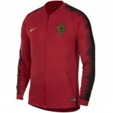 Nouvelle Collection Veste Foot Portugal Enfant 2018/2019 Coupe du Monde Rouge