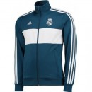 Veste Foot Real Madrid 2017/2018 Homme Bleu Promotions