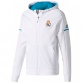 Veste Foot Real Madrid Enfant 2017/2018 Capuche Capuche France Métropolitaine