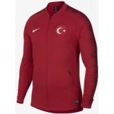 Mode Veste Foot Turquie 2018/2019 Homme Rouge