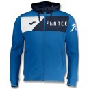 Veste Survetement Equipe de France Enfant 2018/2019 Capuche Bleu Magasin Lyon