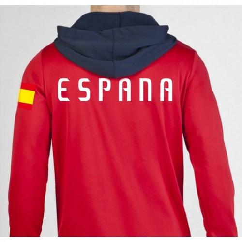 La Collection 2018 Veste Survetement Espagne