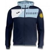 Veste Survetement Uruguay 2018/2019 Capuche Homme Marine Vendre